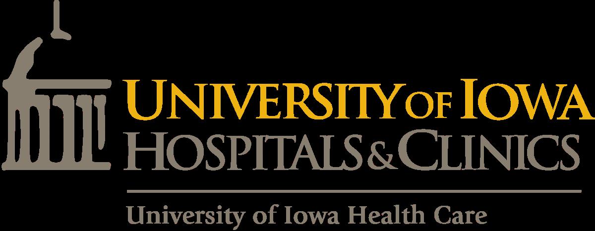 University of Iowa Hospitals and Clinics logo